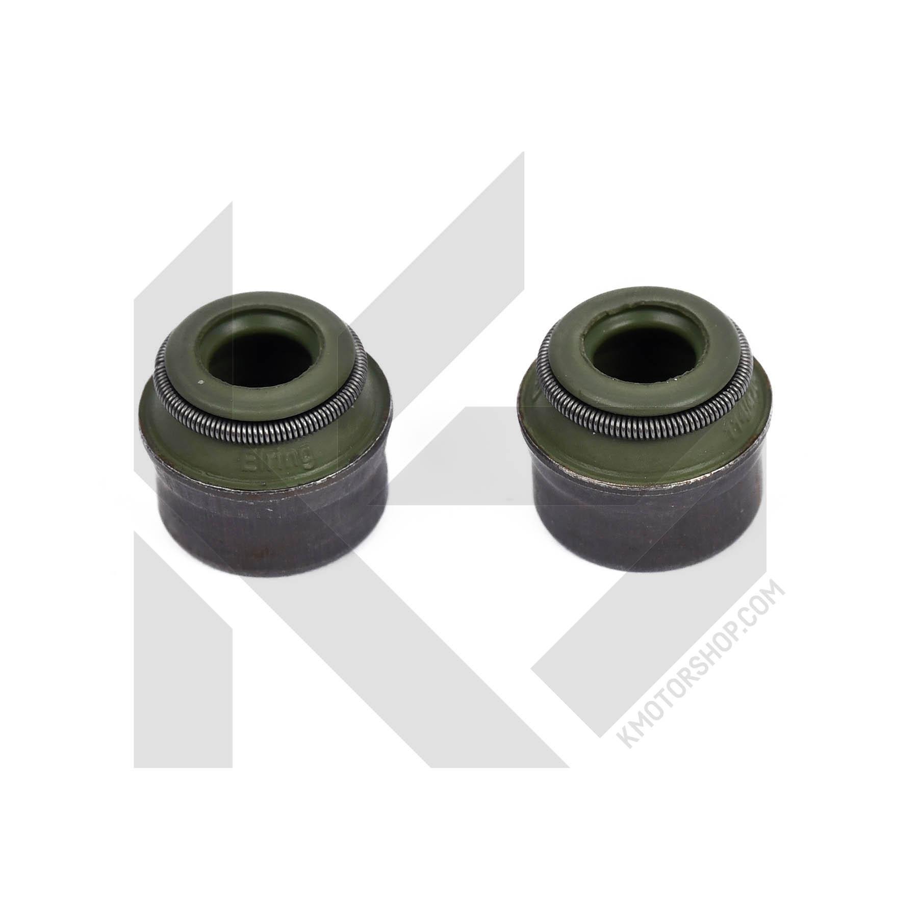 x2 Exhaust Manifold Gasket Seal FOR TALBOT EXPRESS 1.9 87-/>90 Diesel Van Elring