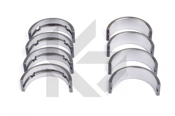 77917600, Crankshaft Bearing Set, Main bearing set, KOLBENSCHMIDT, Skoda Fabia Roomster, VW Fox Polo 1,2 2002+, 03D105561G, 03D105591G, 60266600