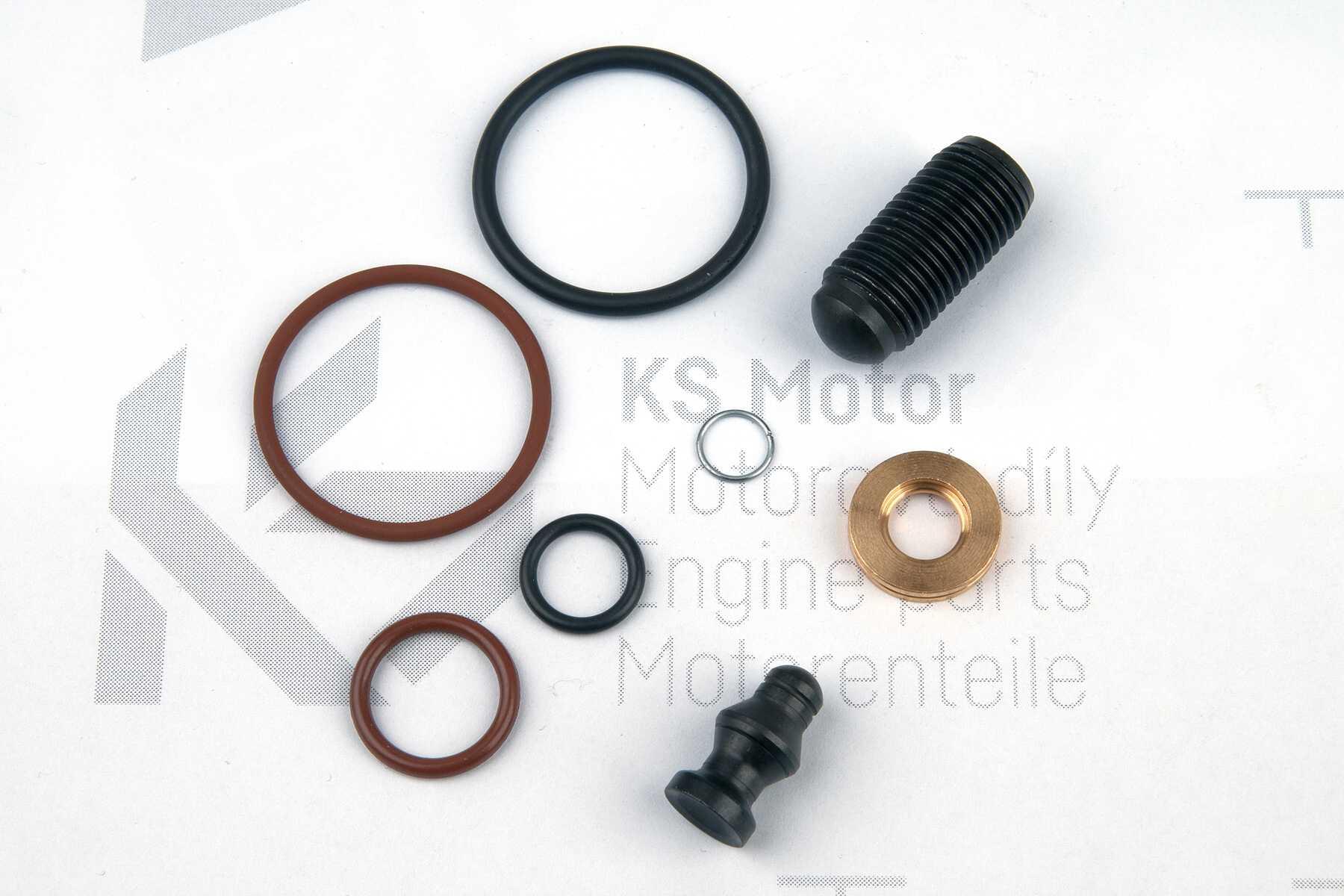 VW Caddy 1.9 SDI Diesel Injector Washers//seals x 4