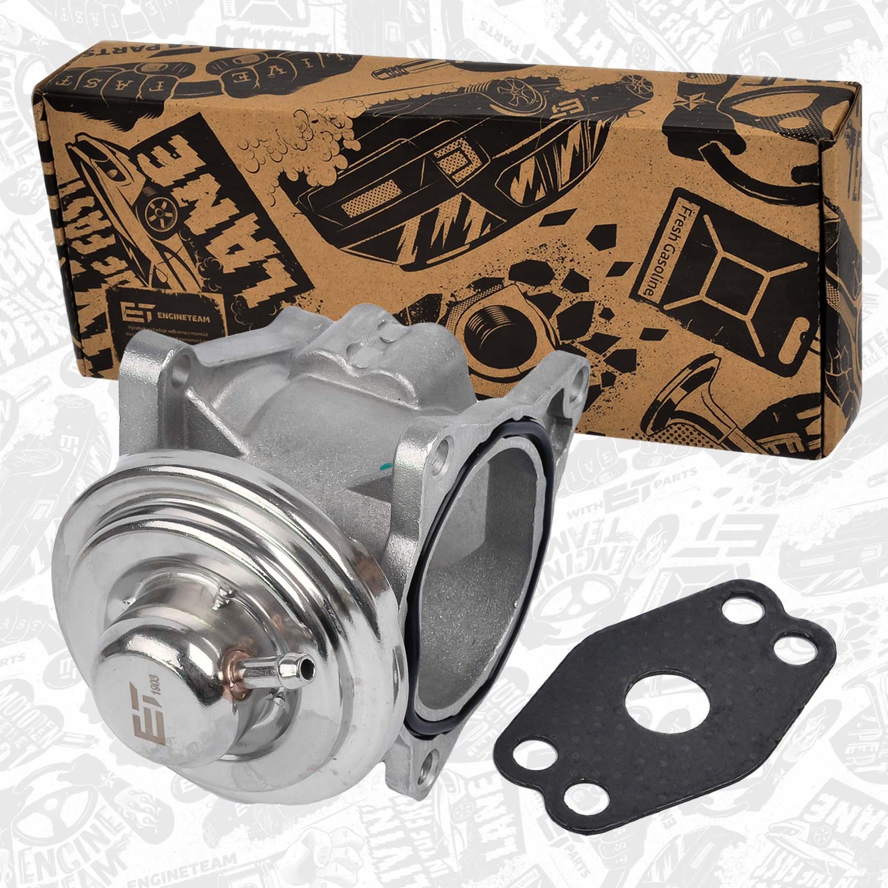 NEU AGR-VENTIL MIT DICHTUNG 038131501AN 038131501AF für AUDI VW 1.9 2.0 TDI