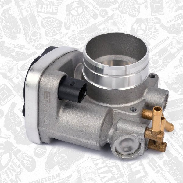 ED0070, Throttle body, Other electric parts, ET Engineteam, Audi Seat Skoda VW A3 Altea XL Octavia II Caddy III 1,6 BSF CHGA 2004+, 06A133062AT
