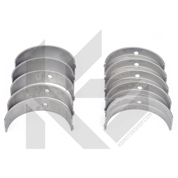 MS-1465GP STD, Crankshaft Bearing Set, Main bearing set, KOLBENSCHMIDT, 11071-51010, 11701-51020