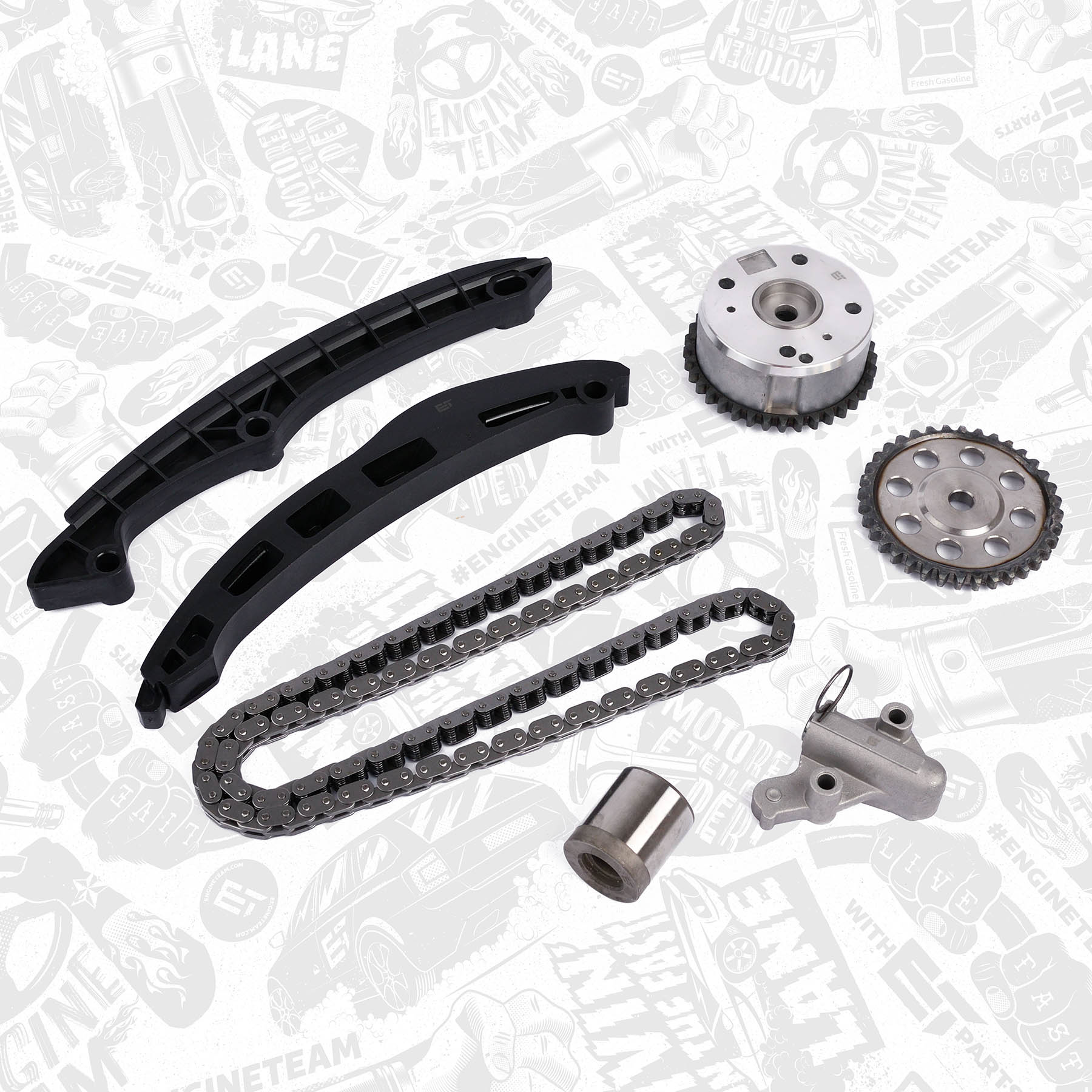 Zylinderkopfdichtung Schrauben Satz VW AUDI 1,4 TFSI TSI 03C103383AE 092.750