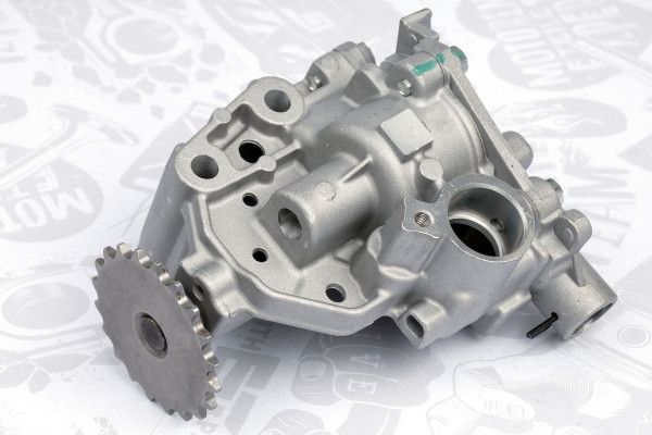 PU0104, Oil Pump, Oil pump, ET Engineteam, Opel Movano, Renault Master, Nissan NV400 2,3CDTi M9T 2010+, 150002040R, 15003601R, 8200910284