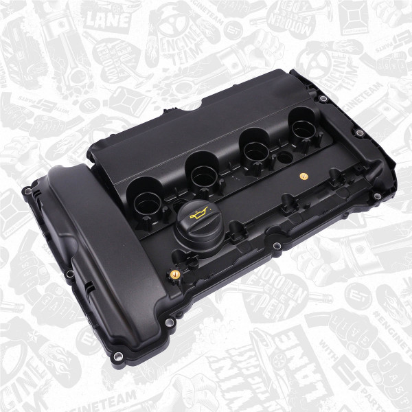 RV0005, Cylinder Head Cover, Cylinder Head Cover, ET Engineteam, Citroën Peugeot C4 C5 DS4 DS5 207 308 508 3008 5008 5FA (EP6CDT) 1,6THP 2009+, 0248Q2, 0248.Q2, 248.Q2, V759886280
