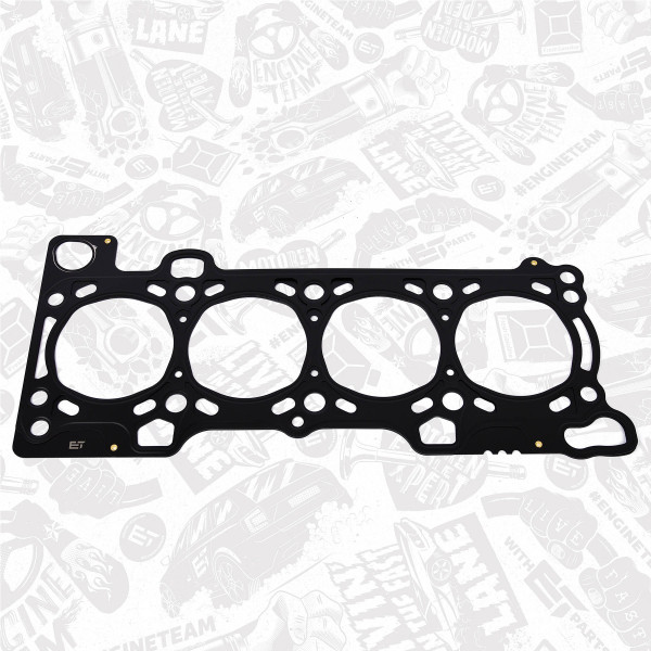 TH0043, Gasket, cylinder head, Cylinder head gasket, ET Engineteam, Fiat Iveco Ducato Daily III Daily IV F1AE 2,3D 2002+, 500387069