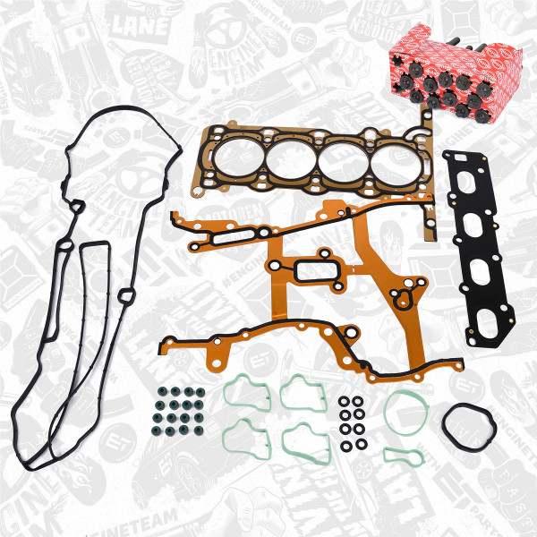 TS0050BT, Gasket Set, cylinder head, Cylinder head gasket set, ET Engineteam, 1606079, 1629009, 93168201